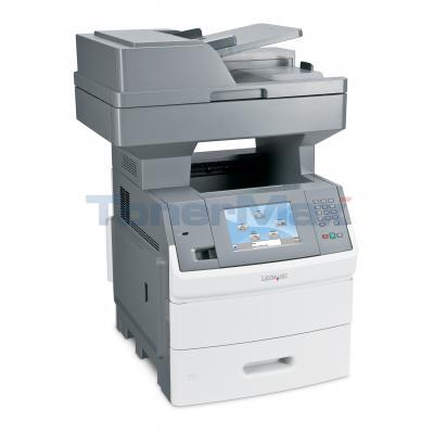 Lexmark X-652DE